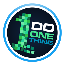 Do 1 Thing